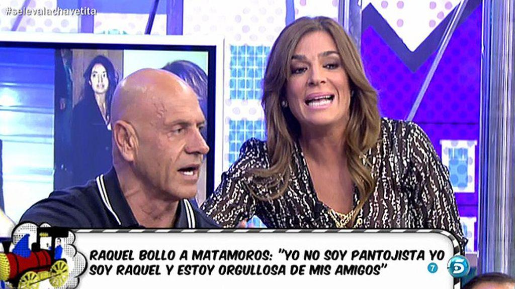 """Raquel Bollo, a Kiko M.: """"Eres el doctor liendres, de todo sabes y de nada entiendes"""""""