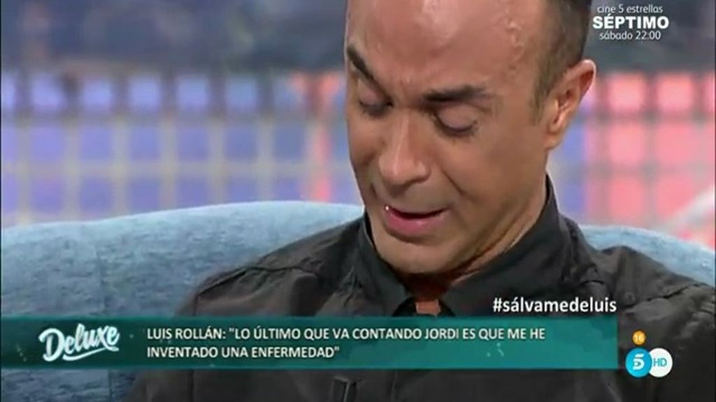 """Luis Rollán: """"Jordi también ha dicho que me he inventado una enfermedad"""""""
