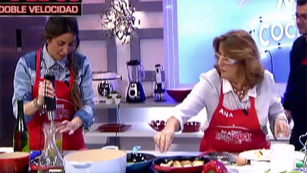 La receta de Ana: bolitas de pescado con guisantes y panaderas