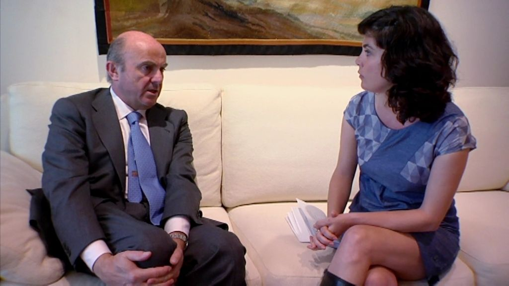 """Luis de Guindos: """"No todo lo que es ético lleva a buenos resultados empresariales, y al revés"""""""