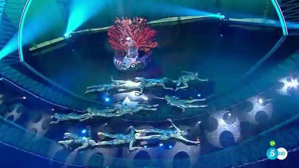 Ballet Kebanna hace un recorrido por la mitología griega
