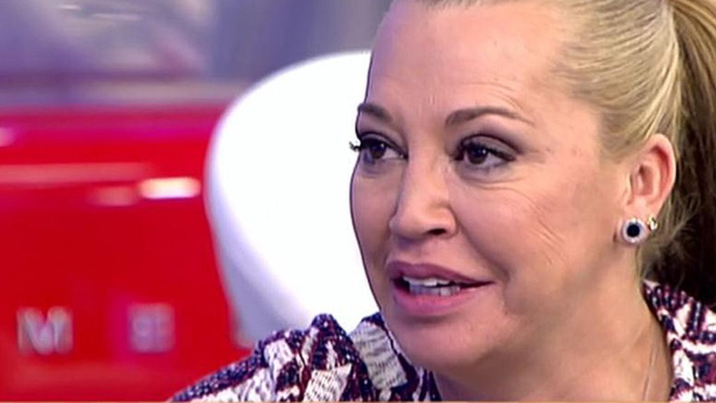 """Belén Esteban, de Toño Sanchís: """"No me han partido el cuerpo, me han partido el corazón"""""""