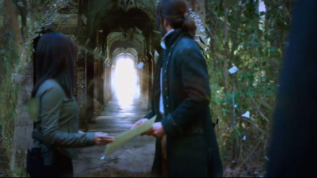 Ichabod y Abbie, en busca del purgatorio