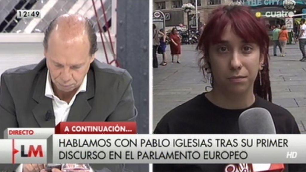 """Pilar: """"Nos están empujando a marcharnos"""""""