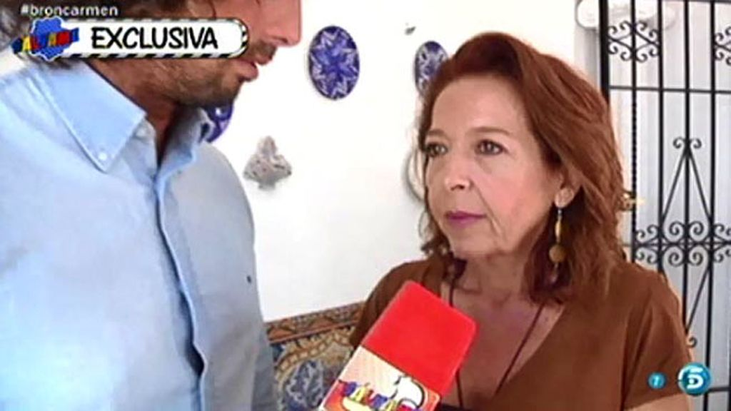Carmen Moraira revela que tuvo un fuerte encontronazo con Amador en 'La Kedá'