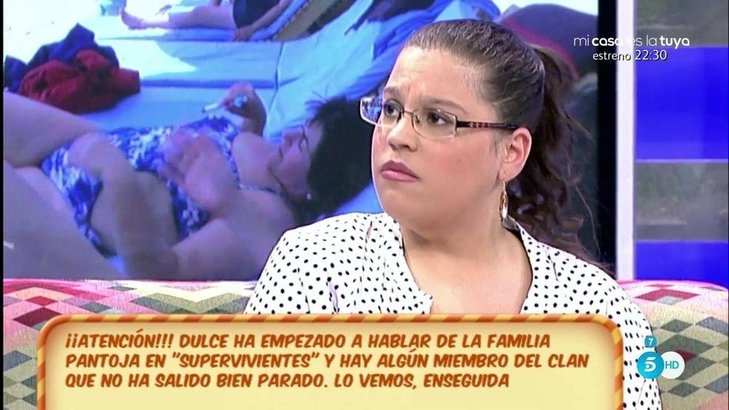 "Maca, amiga de Chabelita: ""Dulce no se va a callar nada en 'Supervivientes"""