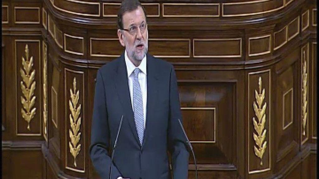 Aplausos a Cañete ante la llamada de Rajoy a las urnas