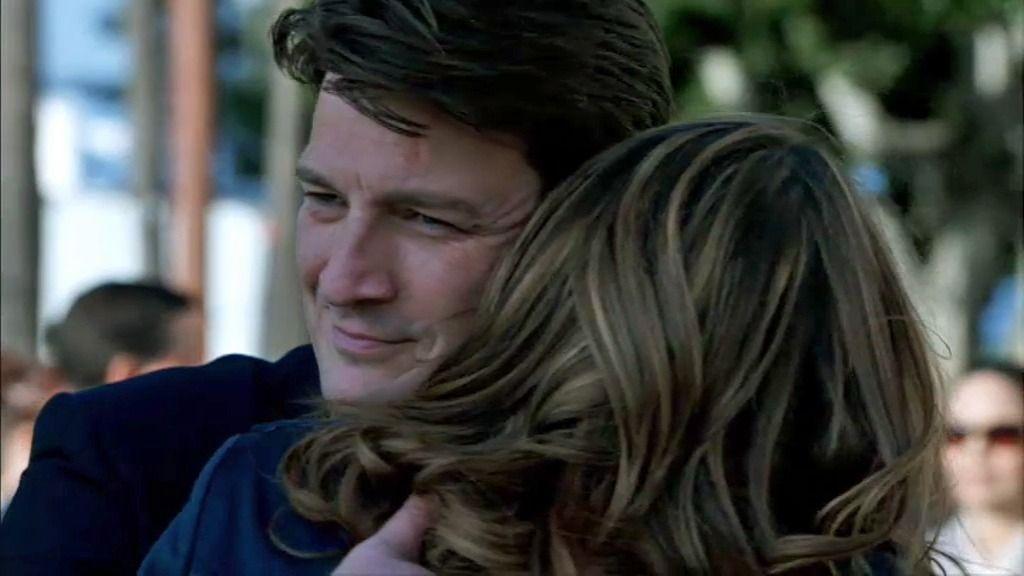 """Castle, a Beckett: """"Esté donde esté, está orgullosa de ti"""""""