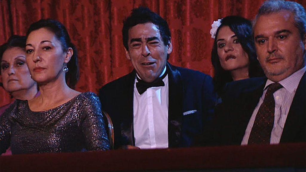 Una noche en la ópera y en el bingo con Amador no tiene precio