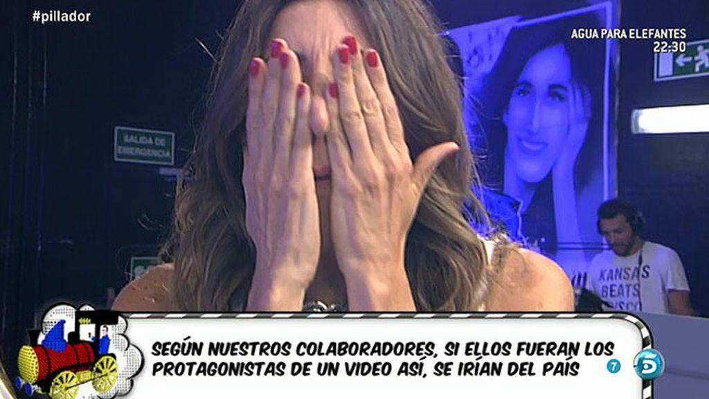 El vídeo más vergonzoso de Amador