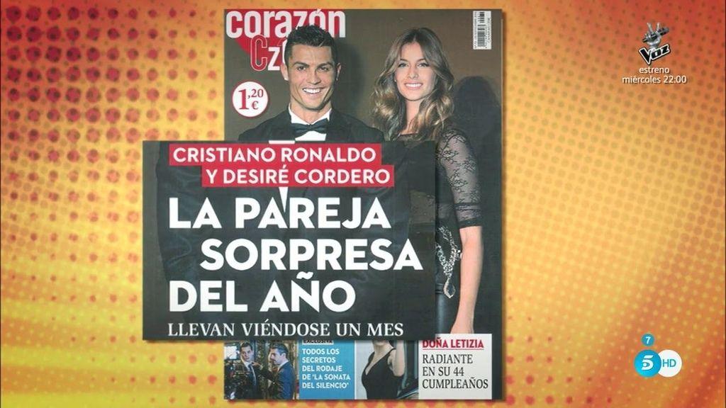 Una ex Miss España podría ser la nueva novia de Cristiano Ronaldo
