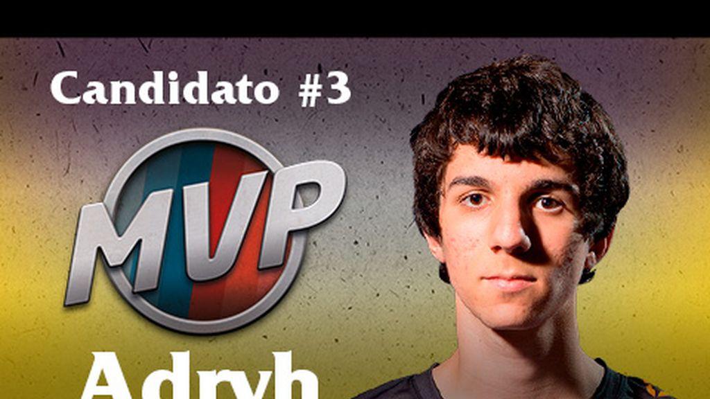 Adryh para MVP (Jornada 8)