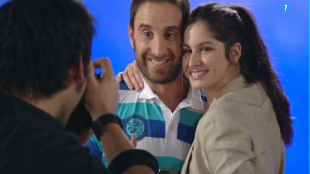 Dani Rovira es Juan, 'Juanito'