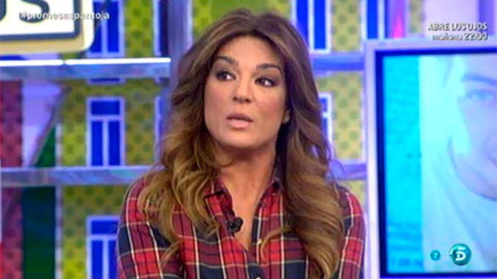 """Raquel Bollo, sobre Chabelita: """"Su pensamiento es: 'si me equivoco, lo hago yo"""""""