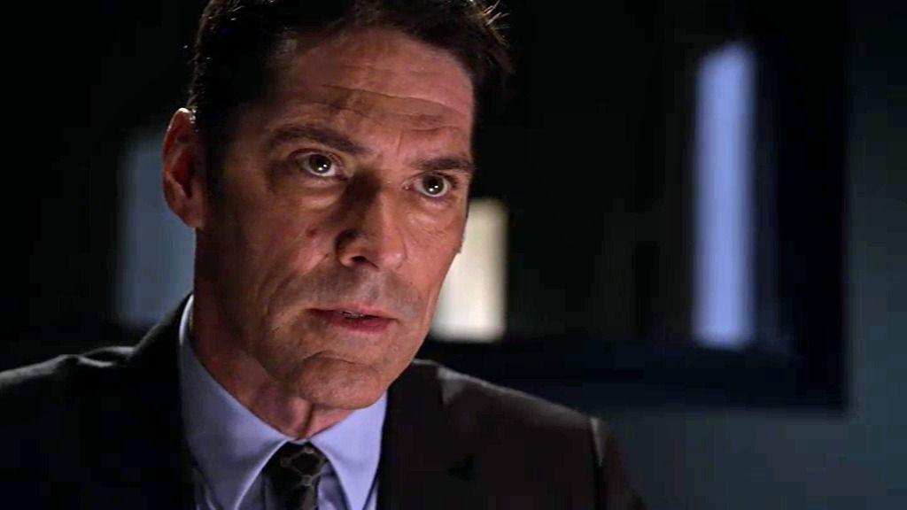 """Hotchner, al sospechoso: """"Es un asesino y voy a averiguar quién le ha hecho serlo"""""""