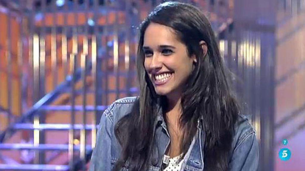 """Lucía Parreño: """"Me gustaría cambiar la imagen y cómo me ve la gente"""""""