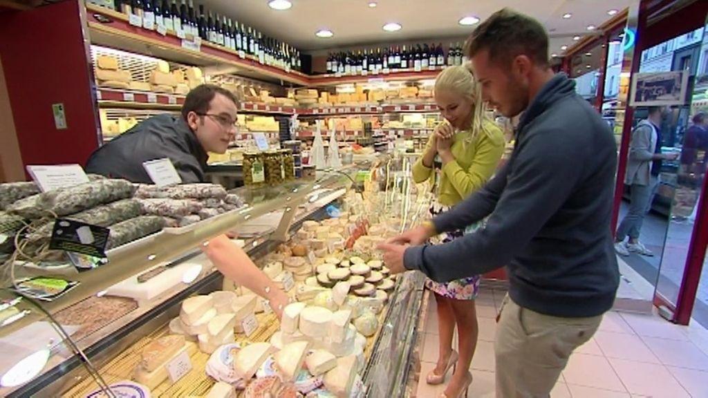 Mateo y Marta, una cita entre quesos