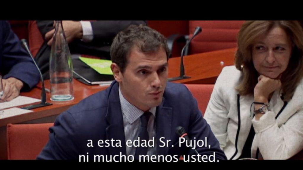 """Albert Rivera: """"Tengo la sensación de que PP y PSOE han protegido a la familia Pujol"""""""