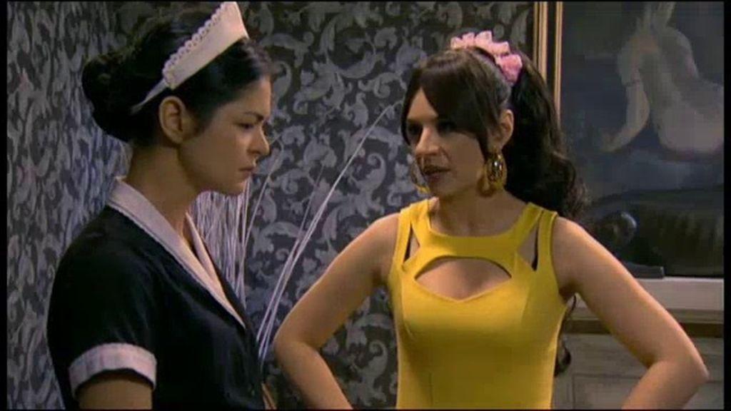 Soraya descubre que Graciela Morales, una actriz venezolana, es igualita a ella