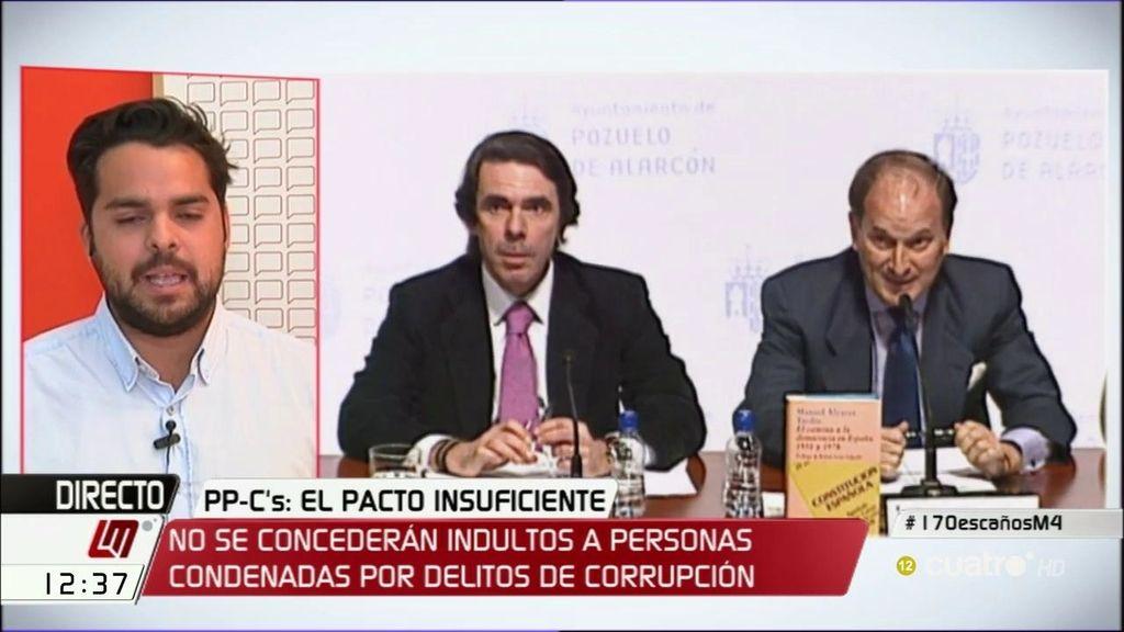 """Fernando de Páramo: """"Queremos sacar toda la porquería que hace que el PP esté imputado por corrupción política"""""""