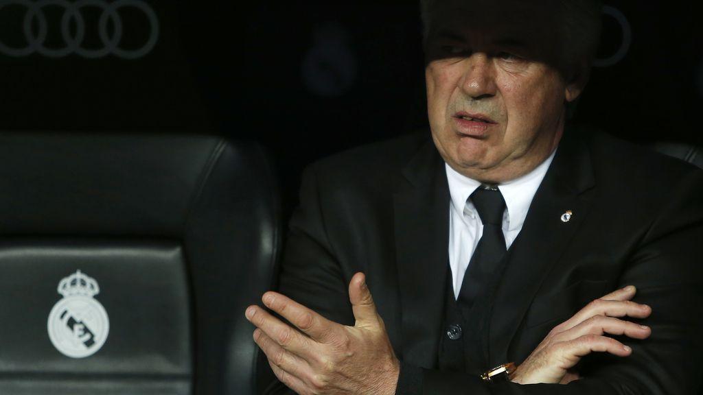 Ancelotti rechaza una oferta de 45 millones del Mónaco por tres temporadas