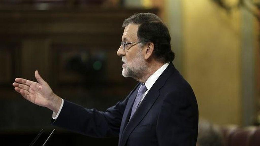"""Rajoy: """"He entendido perfectamente todas las partes del no"""""""