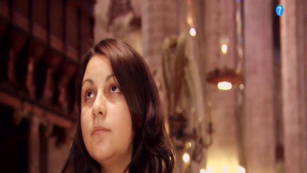 """Fernanda ha escuchado la llamada: """"¿De qué vas a tener miedo si estás con Dios?"""""""