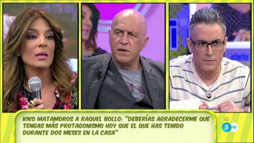 """Raquel, de Matamoros: """"Está viendo una enemiga donde no la tiene"""""""