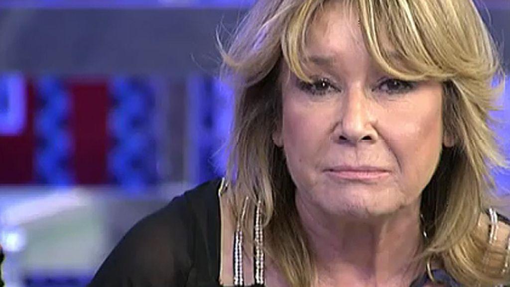 """Mila: """"Belén Esteban no es de los míos"""""""