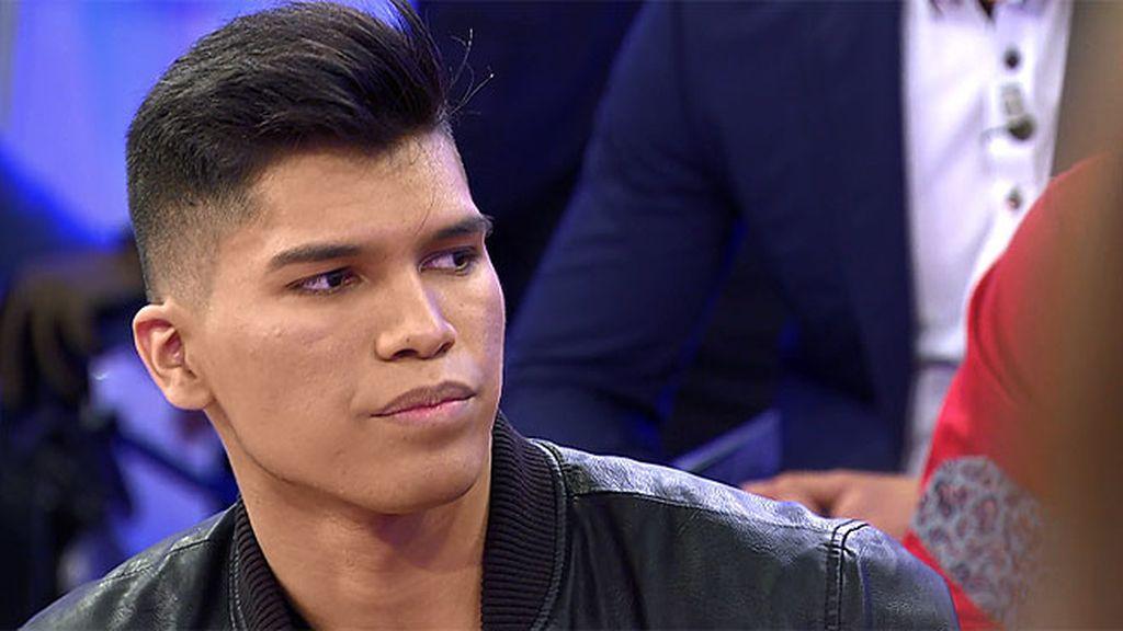 """Anthony llama """"payaso"""" a Iván"""