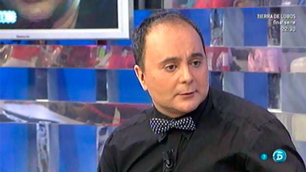 Sergio Alis pierde y recupera el trabajo en el bingo… todo en el mismo día