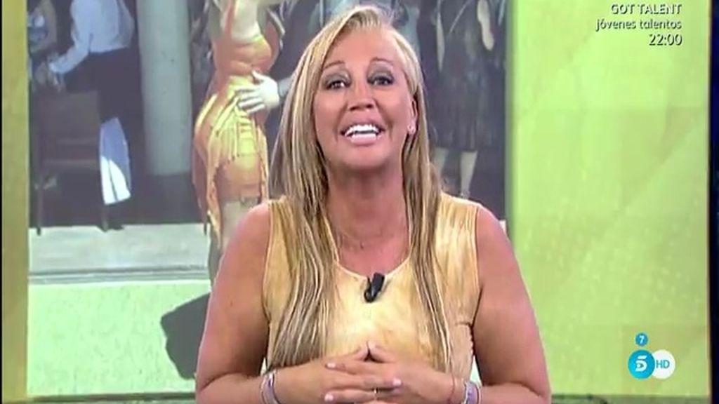 """Belén, a quien le escribe en Twitter: """"Yo no me arrastro ante Miguel"""""""