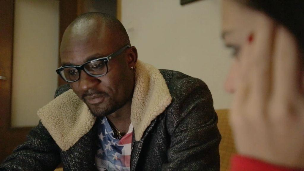 Agustín saltó la valla de Melilla para huír de la homofobia de África y ser libre en España