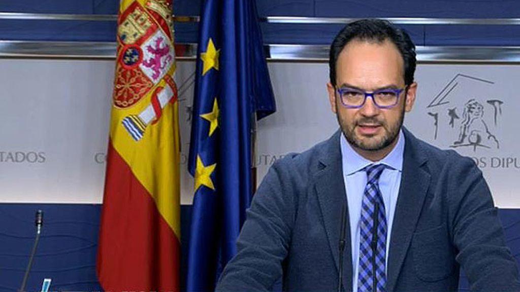 El PSOE se abre a un acuerdo de izquierdas