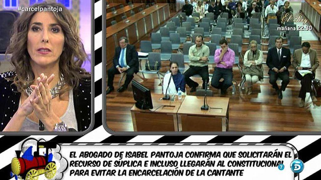 """J. A. Galán, abogado de Pantoja: """"La ejemplaridad ha determinado el auto"""""""