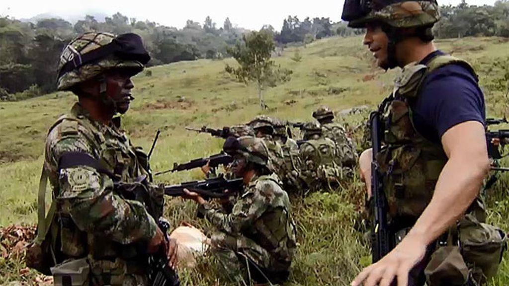 ¿Cómo se desactivan las minas antipersonas?
