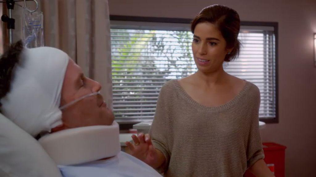 Nicholas le pide matrimonio a Marisol