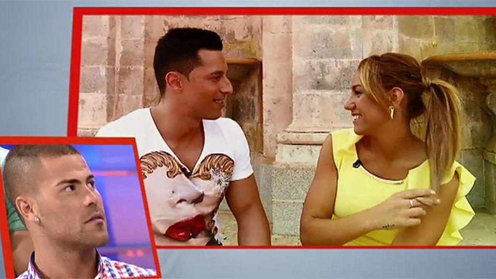 Cita Steisy y Juan (09/06/15)