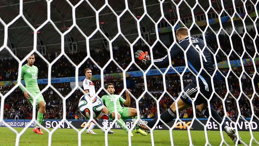 Argelia marca su gol pero no le basta (2-1)