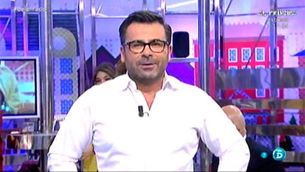 Jorge Javier Vázquez se cambia de camisa