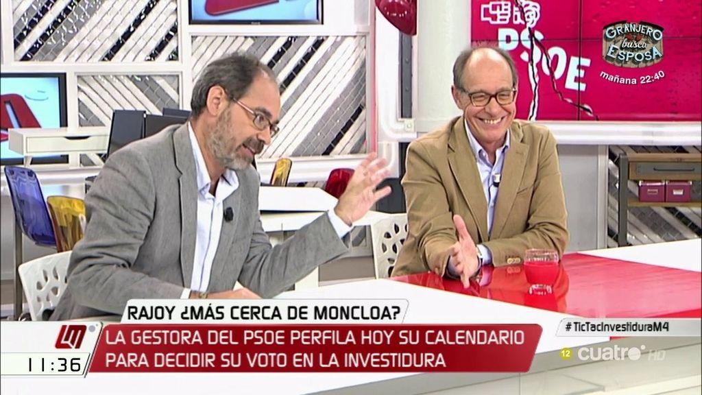 """J. Díaz Trillo (PSOE): """"Igual que todos votamos a una el no, si se toma otra decisión, confío en que tomemos la misma actitud"""""""