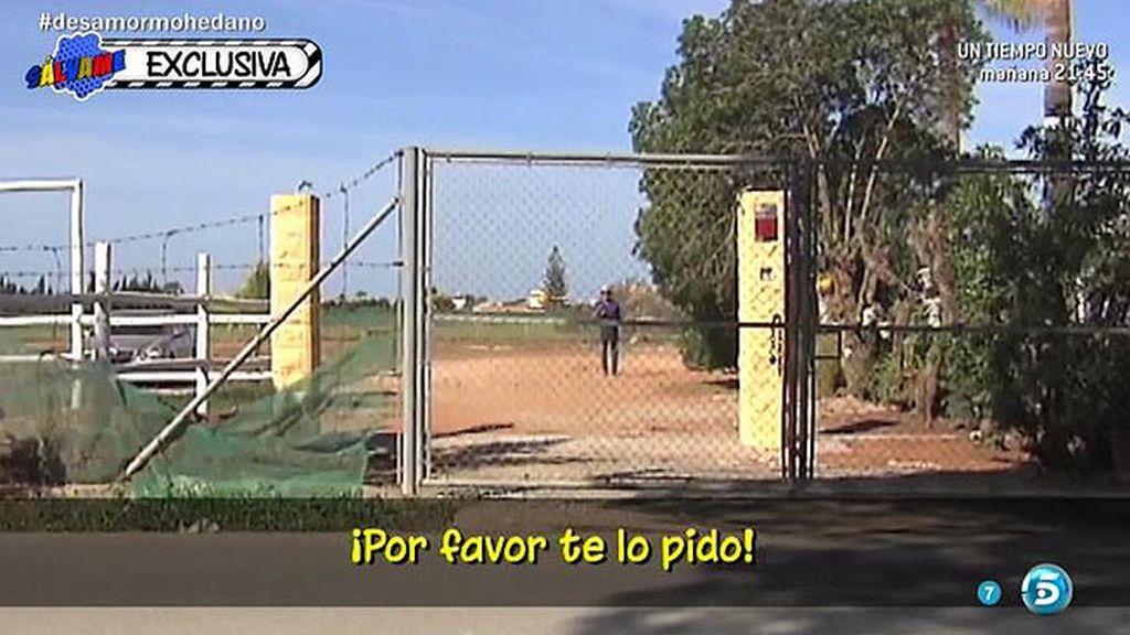 Amador se enfrenta a Jose Antonio León