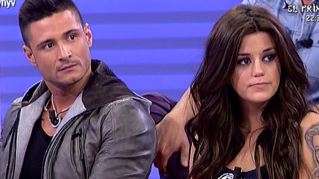 """Lola, sobre Ángel: """"Me ha dicho que lo vamos a intentar, él es súper bueno conmigo"""""""