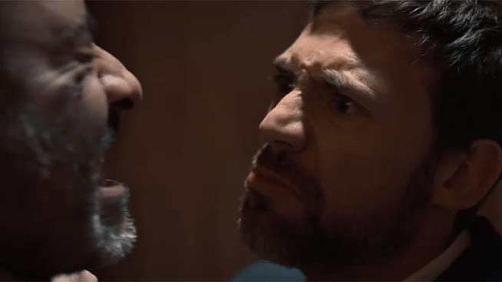 Barry y Jamal, dos hermanos enfrentados