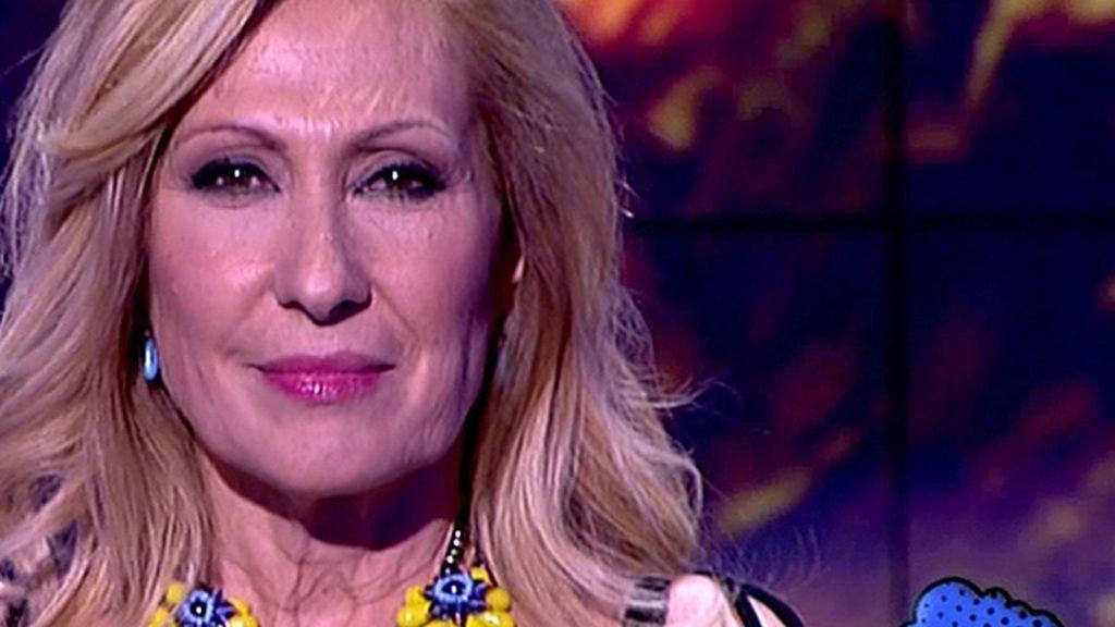 Rosa Benito vuelve a Honduras