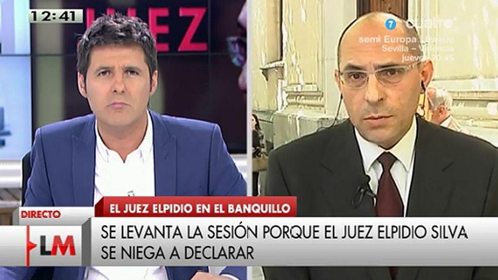 La entrevista a Elpidio Silva, online