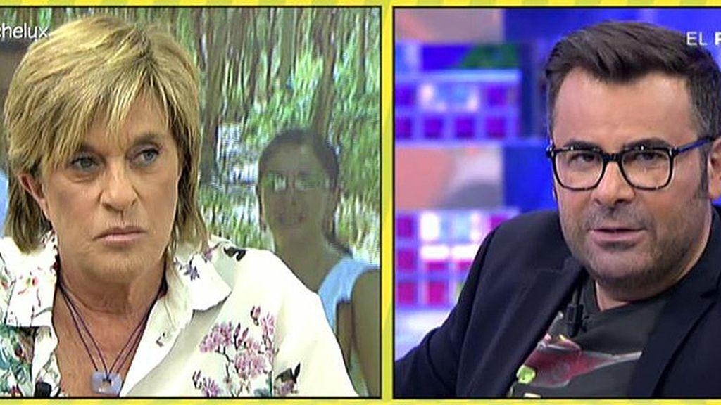 """Chelo Gª Cortés: """"No tengo por qué perdonar a Agustín Pantoja, me ha hecho mucho daño"""""""