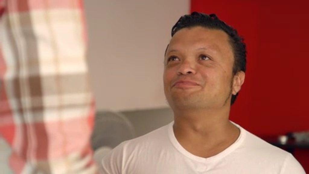 Así es Juan, ¡el famoso 'Payasín' del programa 'Gran hermano'!