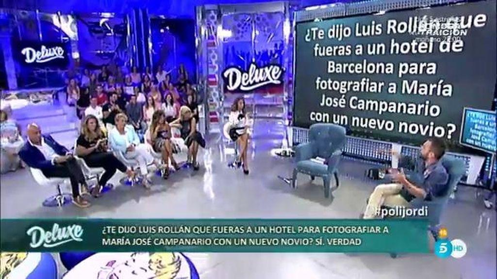 """Luis Rollán, a Jordi: """"¿Sabes lo que vale Campanario con un tío en Barcelona?"""""""