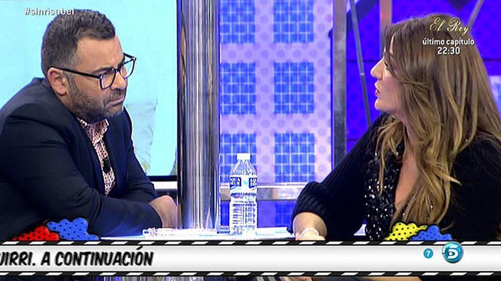 """Raquel Bollo: """"No me he despedido de Pantoja porque es un 'hasta luego"""""""